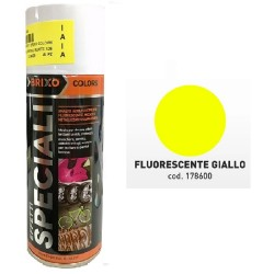 SPRAY FLUORESCENTE GIALLO RAL 131 BRIXO COLORS 400ML